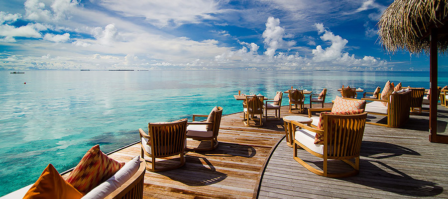 Four nights, Nine Flights, Three Boats and Two Maldivian Paradise Islands – Part 1.