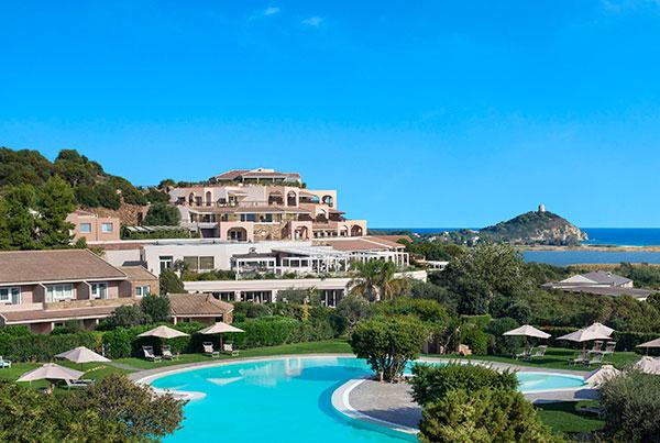 IHC – Chia Laguna Resort, Sardinia