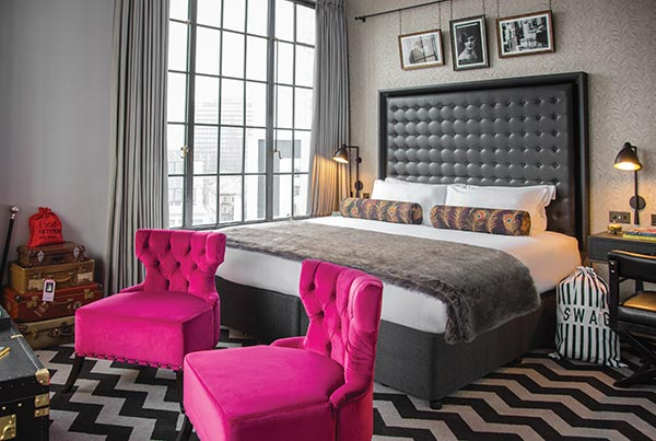 Bespoke Hotels, UK