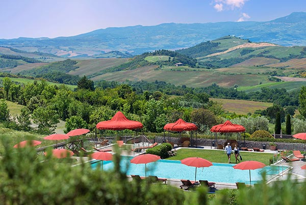 IHC – Fonteverde Spa Resort, Tuscany