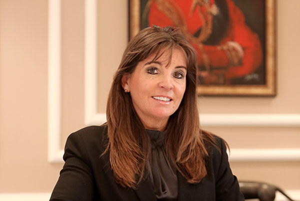 Debrah Dhugga, Managing Director, DUKES Collection