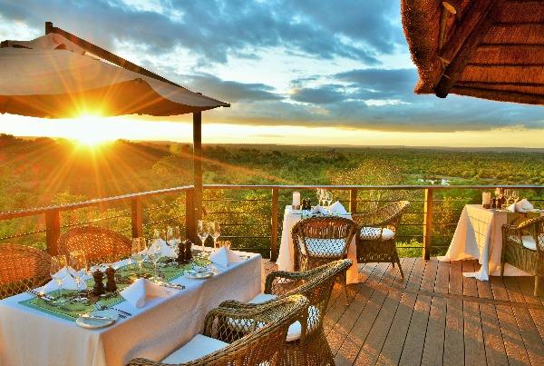 Victoria Falls Safari Club, Zimbabwe
