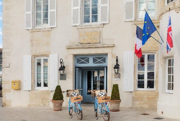 Hôtel de Toiras, Île de Ré