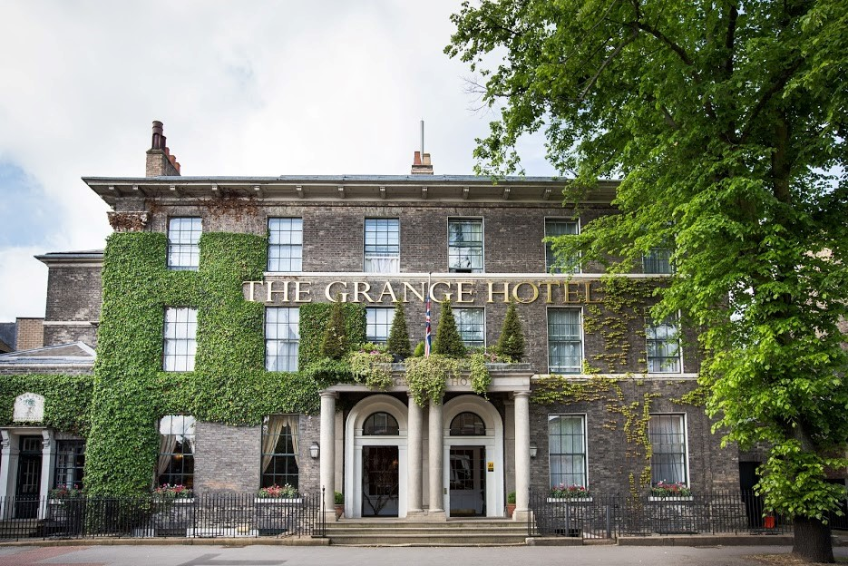 What Buster Did – The Grange Hotel, York