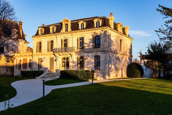 Hôtel Chais Monnet, Cognac