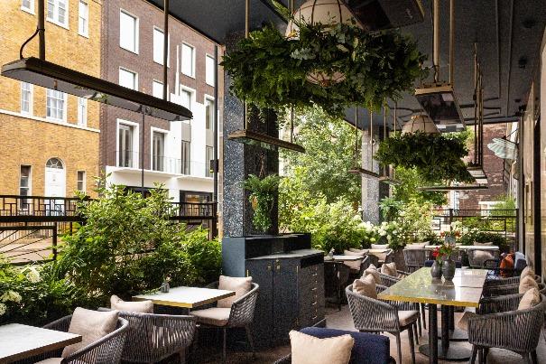 The Churchill Bar & Terrace
